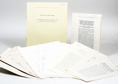 Washington, DC: American Association for the Advancement of Science, 1949. First edition. Original W...