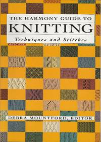 image of HARMONY GUIDE TO KNITTING, Techniques and Stitches