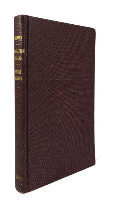 New York: Museum of the American Indian, Heye Foundation, 1920. 1st ed. Hardcover. Very Good. 26 pla...