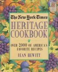 image of The New York Times Heritage Cookbook