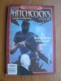 image of Alfred Hitchcock's Mystery Magazine January 1984