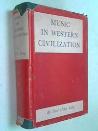 image of Music in Western Civilization
