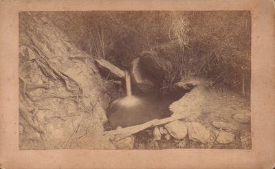 Prescott, Arizona: Erwin Baer. Good. Boudoir Card. Boudoir card has photographer's imprint on verso;...