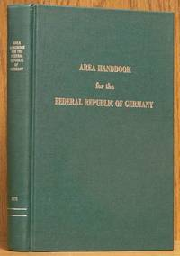 image of Area Handbook for the Federal Republic of Germany DA Pam 550-173