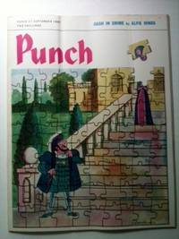 PUNCH  CASH IN CRIME by ALFIE HINDS  27 SEPTEMBER 1967