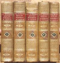Chefs-d'oeuvre De P. Corneille,  Avec Les remarques De voltaire - 5 Volumes