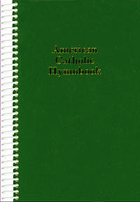 image of American Catholic Hymnbook Guitar Edition