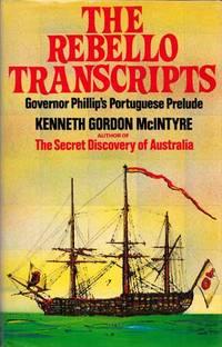 The Rebello Transcripts Governor Phillip's Portuguese Prelude