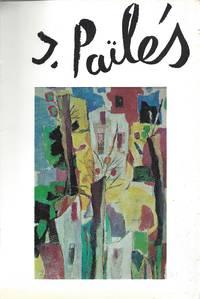 I. PAILES: NOVEMBER 26-DECEMBER 10, 1973 by  Waldemar George  Raymond - Paperback - 1973 - from Dan Wyman Books (SKU: 38776)