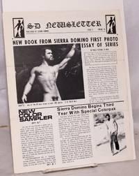 image of S. D. newsletter [Sierra Domino Newsletter] no. 3; Spring 1975
