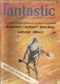 Fantastic Science Fiction Stories, Volume 9 Number 7, 1960