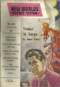 New Worlds Science Fiction Volume 28 No. 84 (April, 1959)