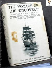 image of The Voyage of the Discovery: Popular Edition with a Preface by Dr. Nansen