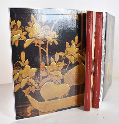 London: Christie's, 2005. Slipcased. Catalogues as new; slipcase is bumped at corners, especially lo...