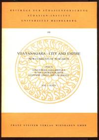 Vijayanagara--City and Empire: New Currents of Research (2 Vols.)