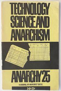 image of Anarchy: a journal of anarchist ideas. No. 25 (March 1963)