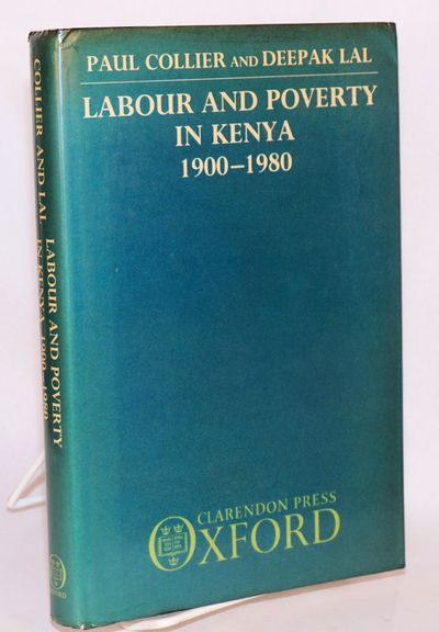 Oxford: Clarendon Press, 1986. Hardcover. xii, 296p., first edition cloth boards gilt in coated dust...