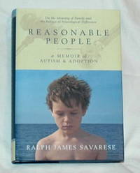 Reasonable People by Ralph James Savarese - Hardcover - Signed - 2007 - from Bark'N Books and Biblio.com