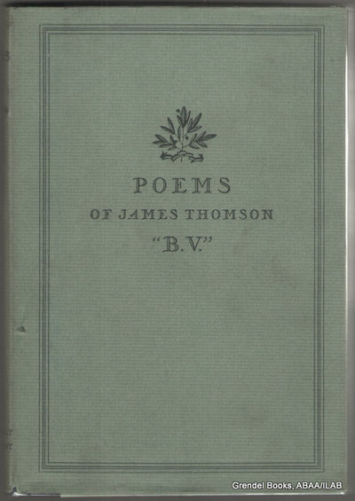NY:: Henry Holt,. Very Good in Very Good dust jacket. 1927. Hardcover. B00COA8YZC . Selected and edi...