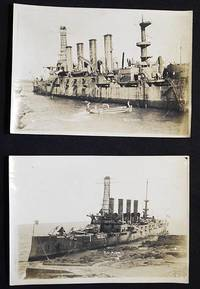 image of USS Memphis and American Military in the Dominican Republic in 1916 [15 photographs]