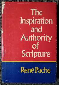 image of The Inspiration and Authority of Scripture