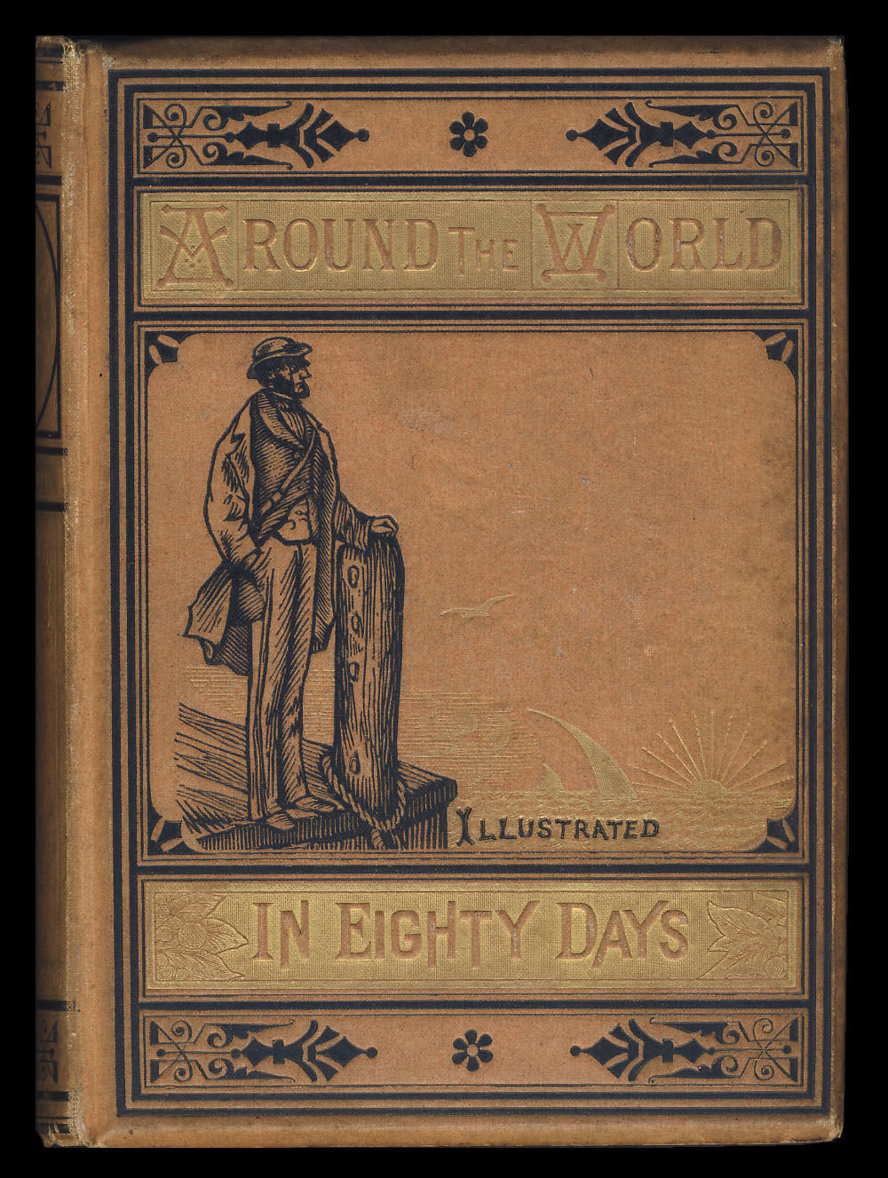 around the world in eighty days by jules verne first. Black Bedroom Furniture Sets. Home Design Ideas