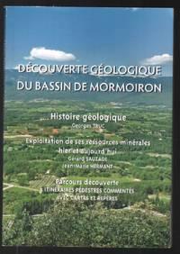 image of Découverte géologique du bassin de Mormoiron (avec 5 itinéraires pédestres)