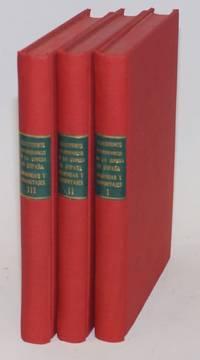 Cuadernos bibliográficos de la guerra de España, 1936-1939; editados por la cátedra de \