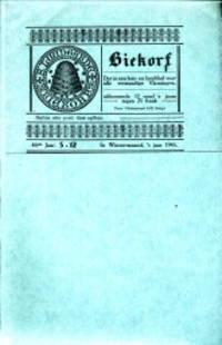 Biekorf 1940 - 1945. Dat is een leer- en leesblad voor alle verstandige Vlamingen. 46ste jaar 5-12