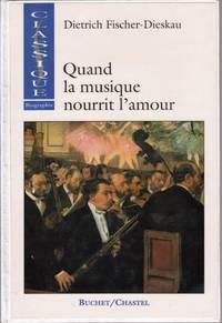 Quand la musique nourrit l'amour.  Études biographiques du XIXe siècle.