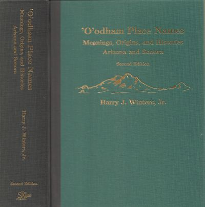 Tucson, Arizona: SRI Press. New. 2020. Second Edition. Hardcover. Green and black cloth boards with ...