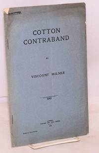 image of Cotton contraband