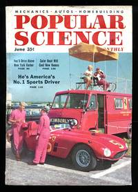 image of POPULAR SCIENCE Monthly: June 1955