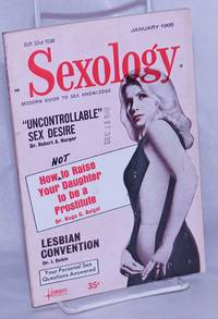 image of Sexology: vol. 31, #6, January, 1965; Lesbian Convention