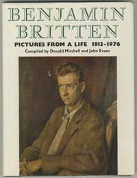 image of Pictures from a Life: Benjamin Britten, 1913 - 1976
