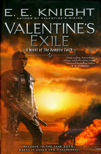 image of Valentine's Exile (Vampire Earth, Book 5)