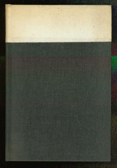 New York: Holt Rinehart Winston, 1965. Hardcover. Very Good. First edition. Very good plus lacking t...