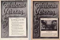CONFEDERATE VETERAN (10 ISSUES ) 1915
