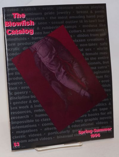 San Francisco: Blowfish, 1996. Magazine. 64p., 8.5x11 inches, illustrations, descriptions, prices, p...