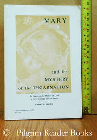 image of Mary and the Mystery of the Incarnation.