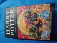 Harry Potter and the Deathly Hallows by  J. K Rowling - Signed First Edition - 2007 - from Jasmine  and Biblio.com