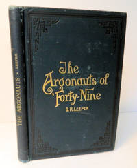 The Argonauts of Forty-Nine; Some Recollections of the Plains and the Diggings