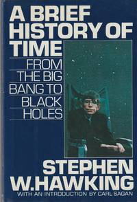 image of A Brief History of Time from the Big Bang to Black Holes