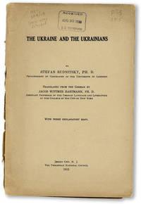 The Ukraine and the Ukrainians