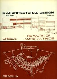 Architectural Design Magazine Volume 34 May 1964 By Monica Pidgeon [Edited  By]   1964   From Little Stour ...