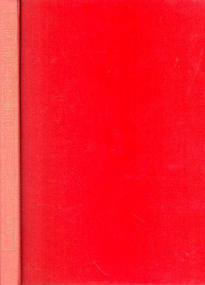 Baton Rouge: Louisiana State Univesity Press, 1965. Hardcover. Very Good. 90pp. Spine sunned, else v...