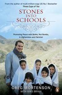 image of Stones Into Schools - Promoting peace with books, not bombs, in Afghanistan and Pakistan