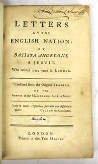Letters on the English Nation