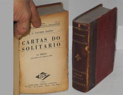 São Paulo: Companhia Editora Nacional, 1938. Hardcover. 521p., third edition (following the second ...