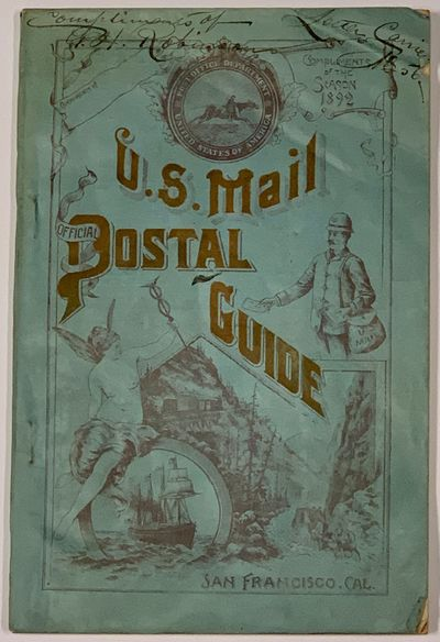 U. S. MAIL OFFICIAL POSTAL GUIDE....